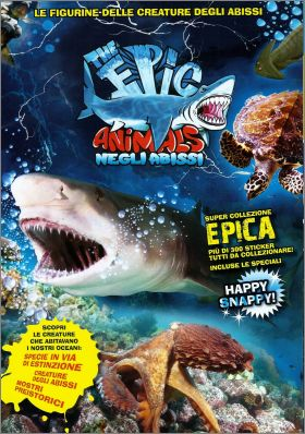 The Epic - Animals negli abissi - Miramax Terra - 2014
