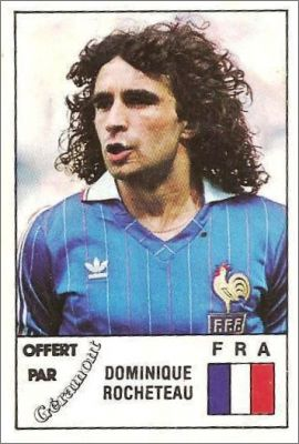 Euro 84 - Fromages G�ramont - France