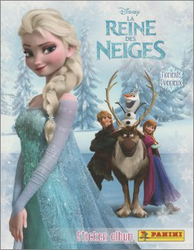Reine des Neiges 2 (La)  Moments pr�cieux Disney Panini 2014