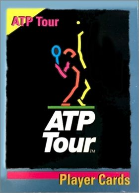 ATP Tour -  Tennis - Player Cards - 1995