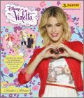 Violetta 5 - Disney - Saison 3 - Sticker Album - Panini 2015