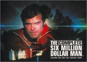 The Complete Six Million Dollar Man - Rittenhouse  - 2004