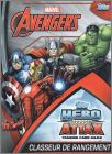 Avengers Hero Attax - Card Game FRANCAIS - Topps - 2015