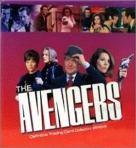 The Avengers Series 1 - Strictly ink - anglais - 2003