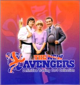 The New Avengers Series 3 - Strictly ink - anglais - 2006