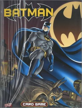Batman - Card Game - Edibas - Italie - 2015