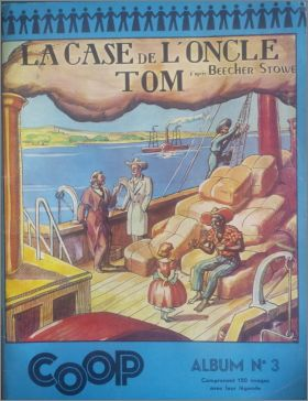 La case de l'oncle Tom - N°3 Coop