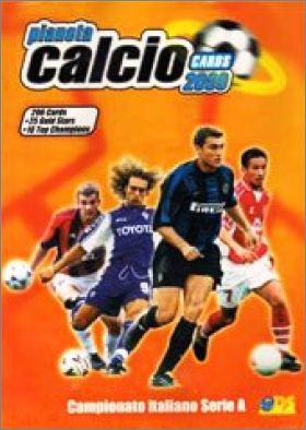 Pianeta Calcio Cards 2000 -  DS Sticker collections - Italie
