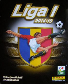Liga 1 - 2014-2015 - Album de sticker Panini - Roumanie