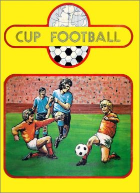 Cup Football. M�nchen '74 - Monty Gum - Pays-Bas