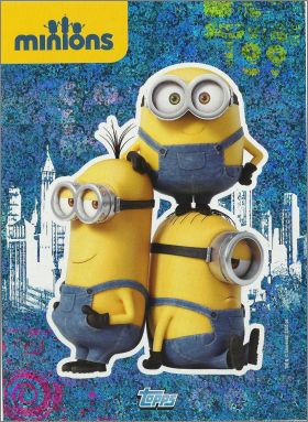 Les Minions - 170 Cards - Topps - 2015