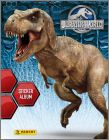 Jurassic World - Sticker Album Panini - 2015