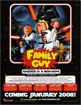 Family Guy presents Star Wars Episode IV A New Hope