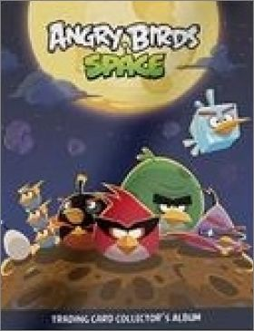 Angry Birds  Space - Trading cards - Giromax  - 2013