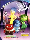 Vice-Versa - Disney Pixar - sticker album Panini - 2015