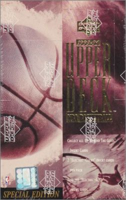 1993-94 Upper Deck Special Edition - NBA Basketball - USA