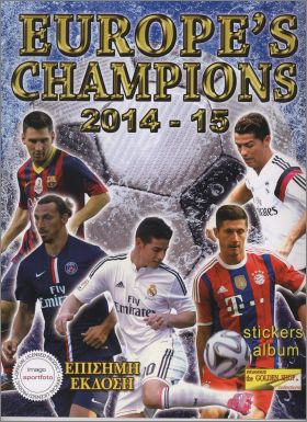 Europe's Champions 2014-15 ; Gr�ce