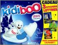 Apprends l'alphabet avec Kidiboo - 26 stickers P'tit Louis
