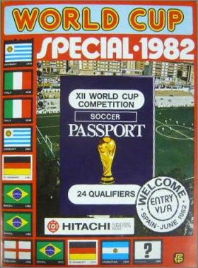 World cup - Spécial 1982 -  F.K.S - Version anglaise
