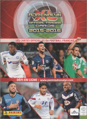 Adrenalyn XL - Trading Card Games - 2015 - 2016 - France