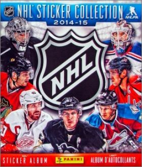 Hockey 2014-15 NHL LNH - Album sticker Panini  - USA/Canada