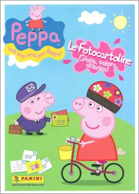 Peppa Pig - Hip, hip, urr� per Peppa ! - Photocartes