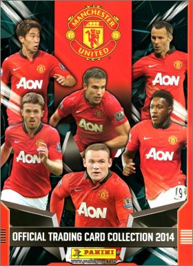 Manchester Utd Adrenalyn XL 2014 - Trading Card - Angleterre