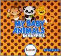 My Baby Animals in Nappies - Álbum Oxygen - 2015 - Espagne