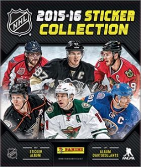 Hockey 2015-16 NHL LNH - Album sticker Panini - USA / Canada