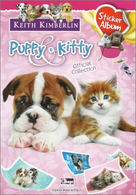 Puppy e Kitty di Keith Kimberlin image Edizioni Italie 2015