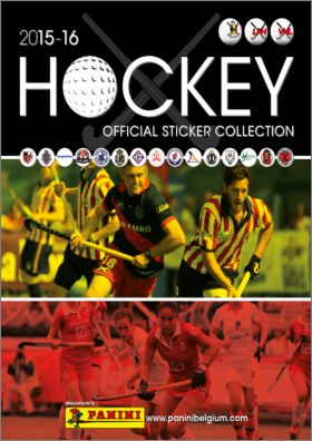 Hockey 2015-16 - Album sticker Panini - Belgique