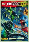 Lego - Ninjago - Sticker Album - Panini - 2015