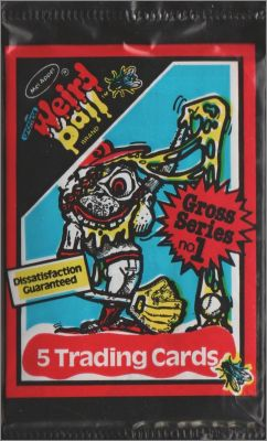 WeirdBall (Gross Series 1)    Mel Appel Enterprises - 1986