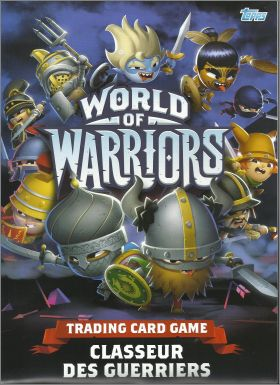 World of warriors - Topps