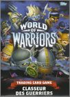 World of warriors - Tradding Cards - Topps - 2015