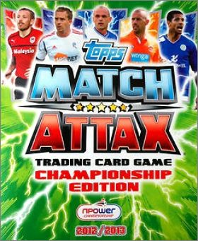 Match Attax Championship Edition 2012/2013 - Topps