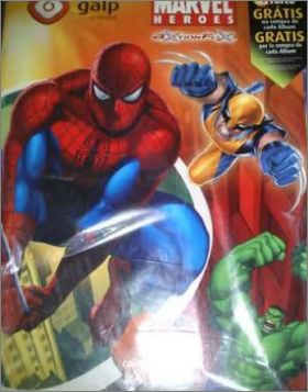 Marvel Heroes Axtion Flix - Galp Energia - Portugal - 2005