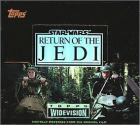 Star Wars - Return of the Jedi - Cards Widevision - Topps