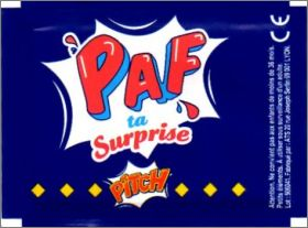 Paf ta surprise - Pitch - Pasquier -  France - 2015