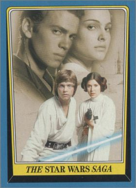 Star Wars heritage - Topps - 2004 - USA