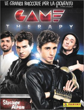 Game Therapy - Sticker Album - Panini - Italie - 2015
