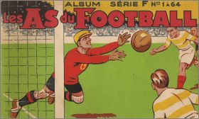 Les as du football - série F - Globo - France - 1937
