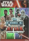 Star Wars Disney  Force Attax - Topps 2015 - Anglais