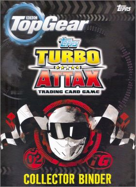 Top Gear Turbo Attax - Trading Card Game - Topps - 2014