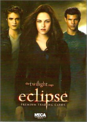 Twilight - eclipse (Hésitation) série 2 - Prem Trading Cards