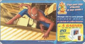 Spider-Man 2 - Cartes postales - DooWap - 2004 - France
