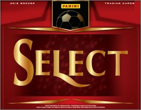 Panini Select - Soccer Trading Cards - 2015 - Partie 1