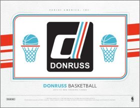 2015-16 Panini Donruss NBA Basketball - USA