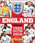 England 2016 - Official Sticker Collection - Panini