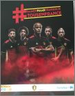 Belgian Red Devil, Tous en France Carrefour - panini - 2016